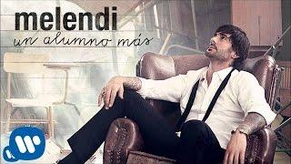 Melendi - Cenizas en la eternidad (Audio oficial)