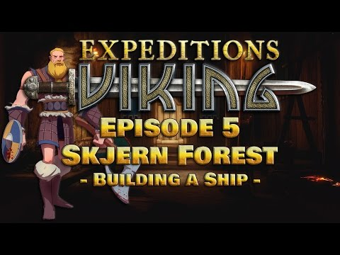 Expeditions Viking | Gameplay | Walkthrough | Tips Tricks | Episode 5 | Skjern Forest