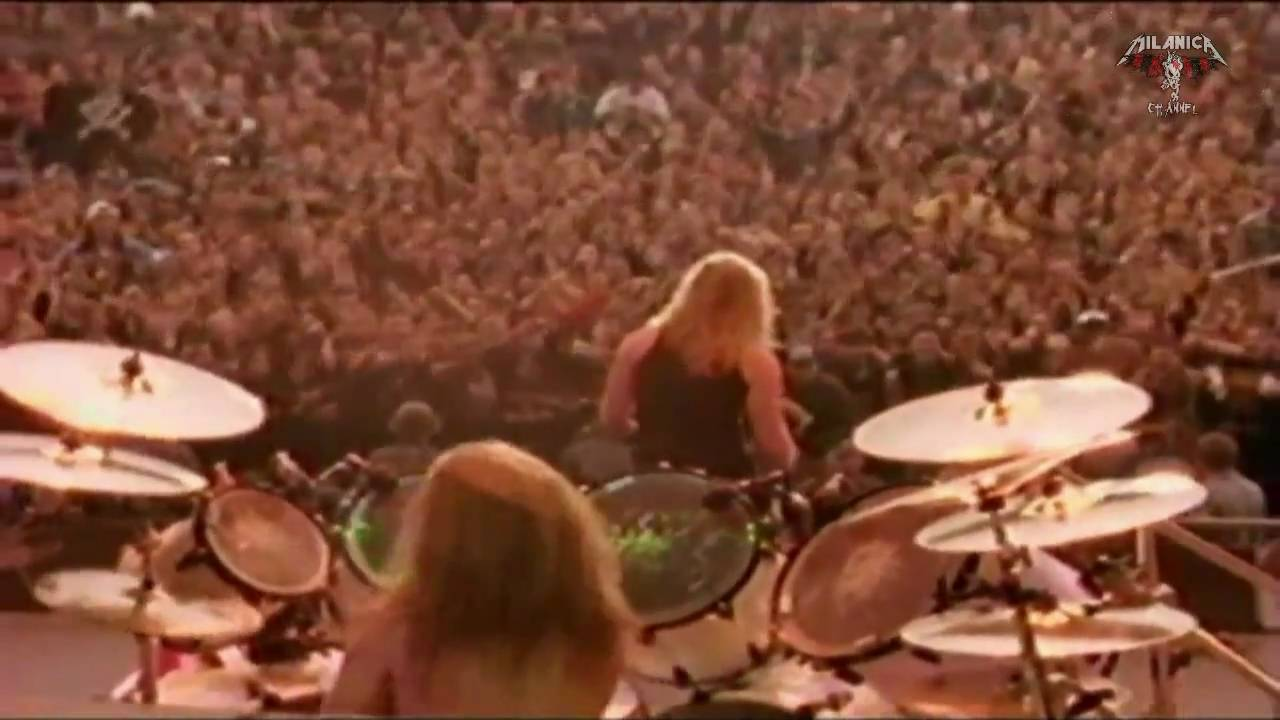 1991 crowd moscow metallica Lars Ulrich