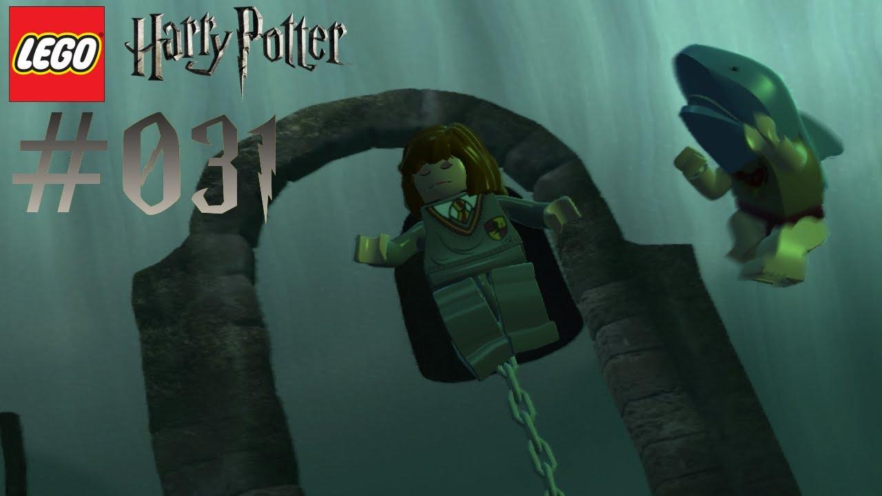 Let S Play Lego Harry Potter Die Jahre 1 4 031 Der Schwarze See Together Deutsch Youtube