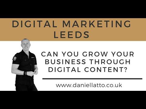 Digital Marketing Leeds