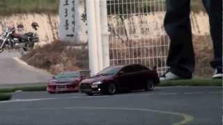 Тройной форсаж токийский дрифт вот как снимали.