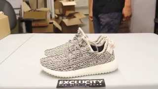 Adidas Yeezy 350 Boost Unboxing Videos at Exclucity