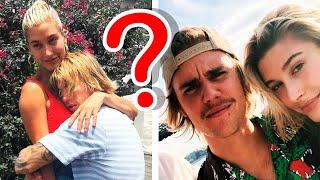 С браком Джастина Бибера и Хейли Болдуин происходит ЧТО-ТО СТРАННОЕ