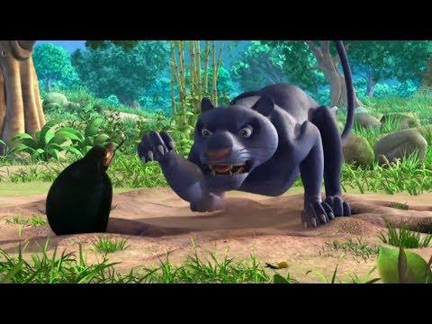 Книга джунглей 30 серия мультфильм