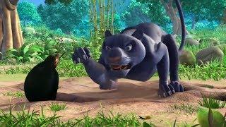 Маугли -Книга Джунглей -  Все серии сразу - сборник серий 31 - 35 –развивающий мультфильм для детей