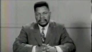 Robert F. Williams 1959 press conference
