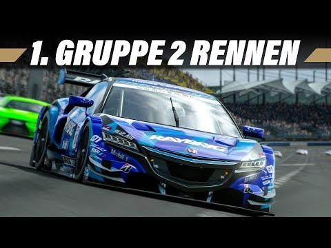 GT SPORT Let's Play Deutsch – Mein erstes Gruppe 2 Rennen | Gran Turismo 4K Online Gameplay German