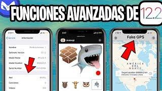 FUNCIONES DE iOS 12.2 CON JAILBREAK #MartesTweaks Ep 6