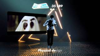 "Dance Star Party PS3 - Deadmau5 - Ghosts ""N"" Stuff (HD)"