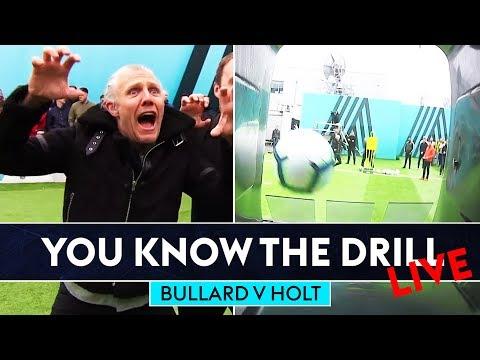 Jimmy Bullard smashes TOP BIN vs Grant Holt & Rick Edwards! | You Know The Drill LIVE