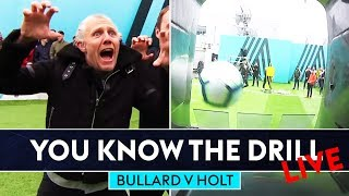 Jimmy Bullard smashes TOP BIN vs Grant Holt & Rick Edwards! | You Know The Drill LIVE