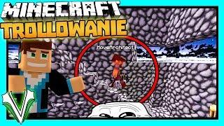 TROLLOWANIE - SAM UMARŁ! SERIO! (#51) | Minecraft Vertez