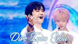NCT DREAM (엔시티 드림) - 고래 (Dive Into You) 교차편집 stage mix