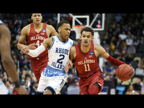 Trae Young pours in 28 points in NCAA Tournament