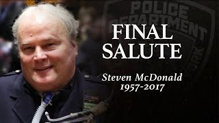 Final Salute: The funeral of NYPD Det. Steven McDonald