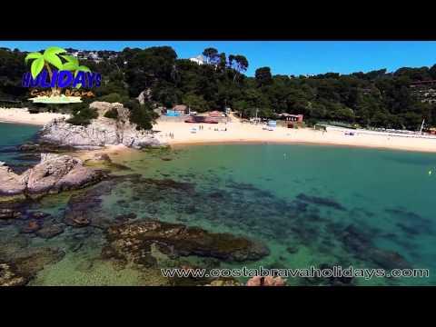 Playa Santa Cristina, Lloret de mar, Costa Brava