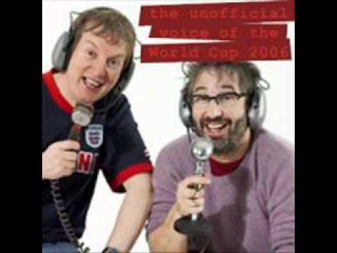Baddiel & Skinner World Cup Podcast 2006 - 6 - David's Trip Home
