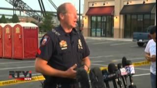 Голливудский боевик в Техасе: 9 человек убиты, 170 арестованы