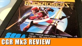 Classic Game Room - BUCK ROGERS: PLANET OF ZOOM review for Atari Computer