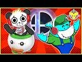 Super Smash Bros Let's Play with VTubers Combo Vs. Big Gil