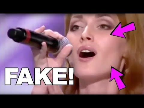 FAKE AUDITION? X Factor Contestant Is Accused Of Lip Syncing...😲