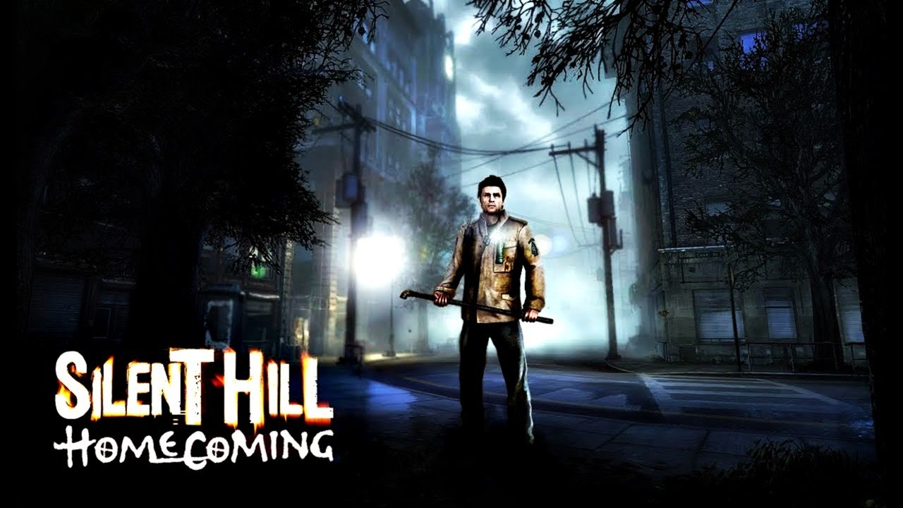 [🔷INCENT-ON] Silent Hill Homecoming - Até Zerar? All Ends 2/2 (HARD Mode)