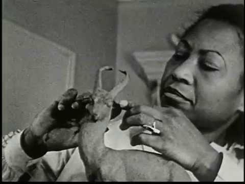Augusta Savage:  African-American sculptor  (1892-1962)