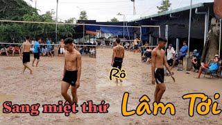 Team Rô 3-4 Team Phú Củ Chi (lâm tới,sang miệt thứ,rô,....phú,thái diu,thông,tuấn an)