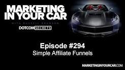 294 - Simple Affiliate Funnels