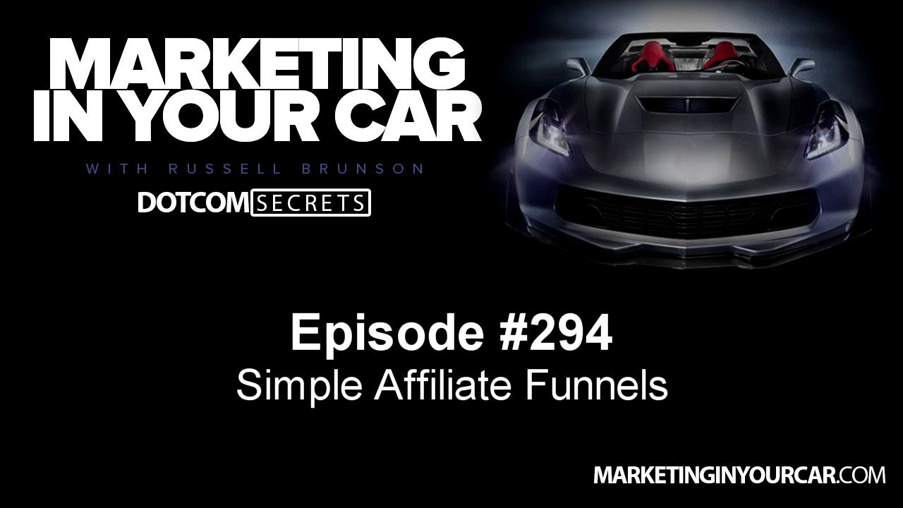 294 - Simple Affiliate Funnels