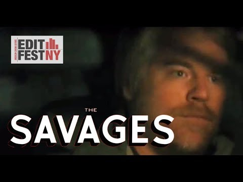 "Editor Brian Kates, ACE Talks About the Process of Reshaping Scenes from ""The Savages"""