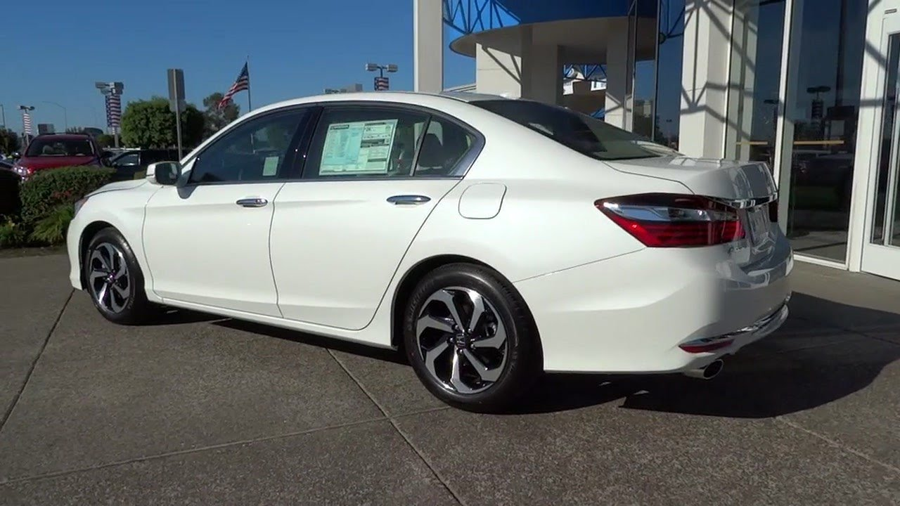2016 honda accord v6 exl navi oakland alameda hayward fremont ca 37829 youtube. Black Bedroom Furniture Sets. Home Design Ideas
