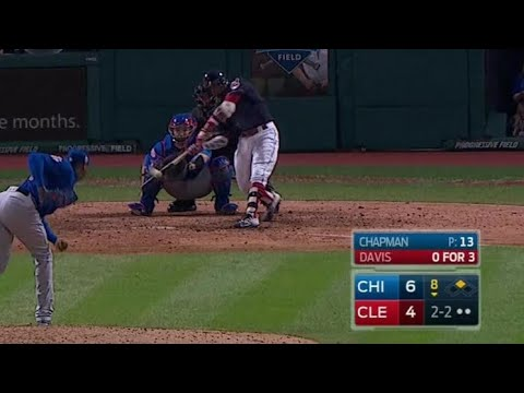 2016 WS G7:  Tribe Rallies in the 8th