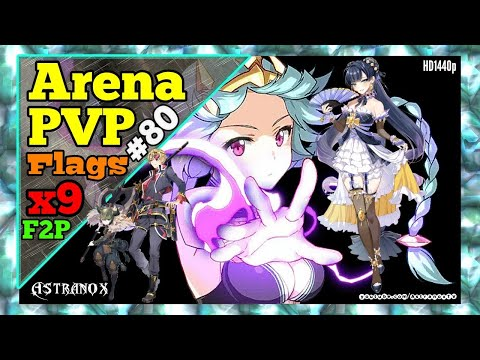 EPIC SEVEN Arena PVP Gameplay F2P #80 [ML Mercedes & Bellona] Speed Cleave Team Epic 7 (C2 League)