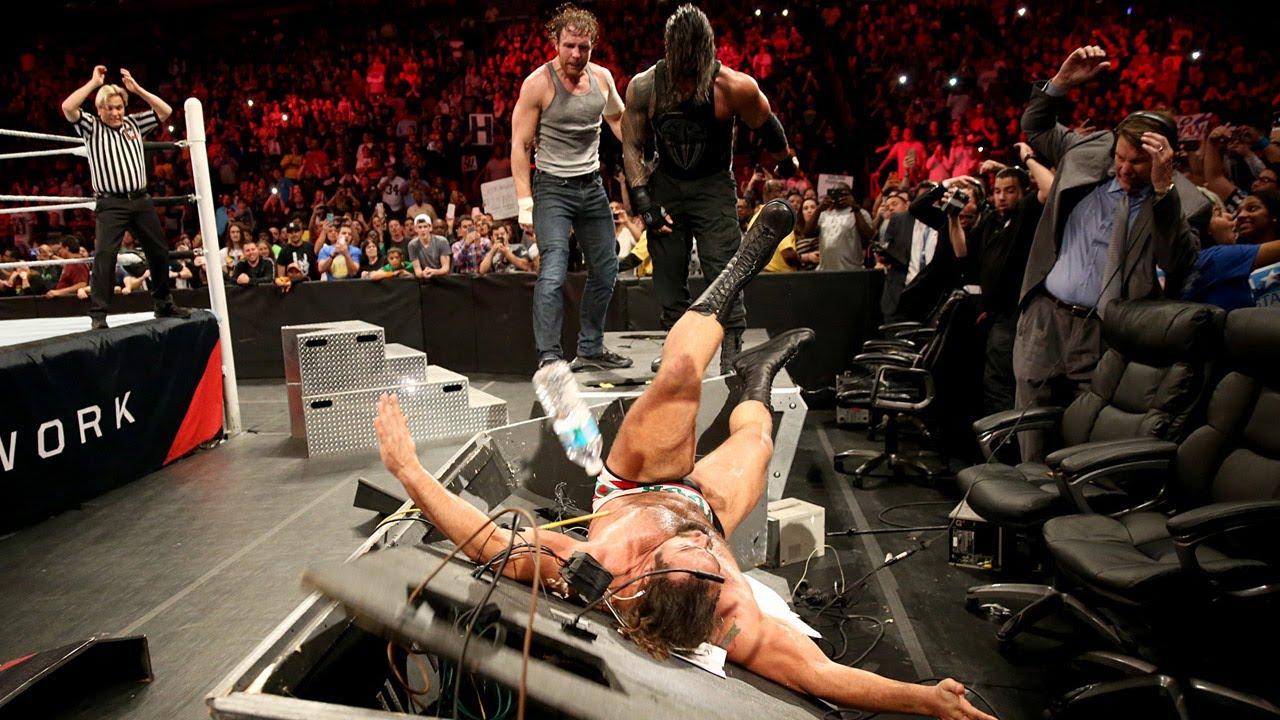 Download WWE Monday night Raw 26-6-2016 full show - WWE Raw 6-26-2016 – 26th June 16 Full Show