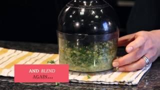 Dr. Carol's Healthy Kitchen - Episode 8: Kale & Parsley Pesto
