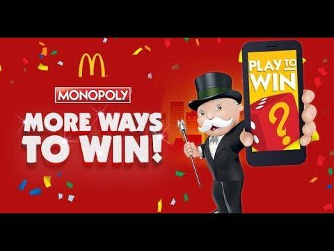 We Won McDonald's Monopoly Prizes & More