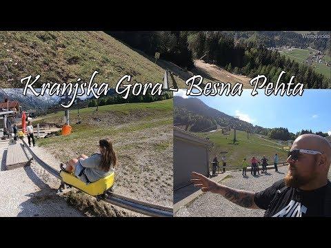1460m Langer Alpine Coaster In Slowenien - Besna Pehta - Kranjska Gora - Brandauer