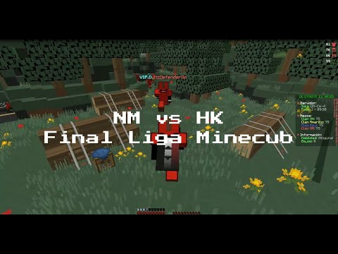 FINAL LIGA MINECUB | NM vs HK | ON TOP.