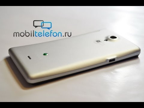 Обзор Sony Xperia T (review): компаньон для Джеймса Бонда