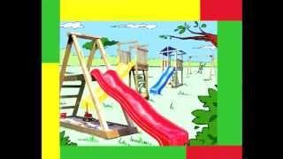 Детские игровые комплексы голландской компании Jungle Gym -  ДляМалютки.com.ua(, 2013-05-26T17:31:01.000Z)