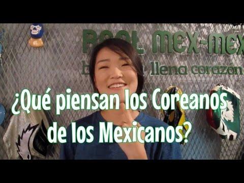 ¿Qué piensan los Coreanos de los Mexicanos? [What do Koreans think of Mexicans?] ♥ #DTEC de YouTube · Duración:  11 minutos 45 segundos