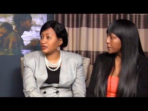 Dr. Brylyne Chitsunge & Ndileka Mandela, Women Farmers' Rights (CGI 2012)