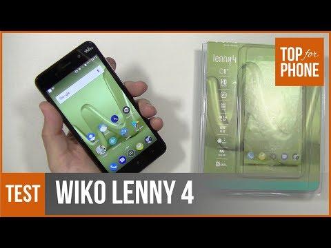 WIKO LENNY 4 - test par TopForPhone