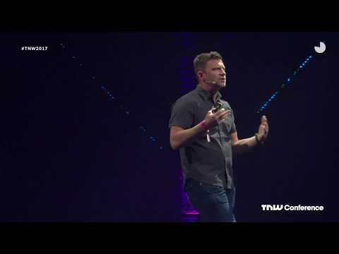 Chase Jarvis (CreativeLive) on Creativity is the New Literacy | TNW Conference 2017