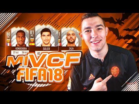 VALENCIA CF en FIFA 18