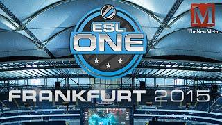 [Tusk/Techies] Fnatic vs Secret (ESL One Frankfurt 2015) (Game 2) Full-game