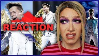 CROATIA - Roko - The Dream - LIVE   Eurovision 2019 Reaction