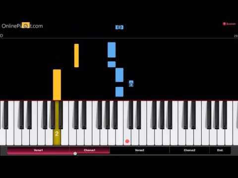 Galantis - No Money - Piano Tutorial - How to Play - Easy Version